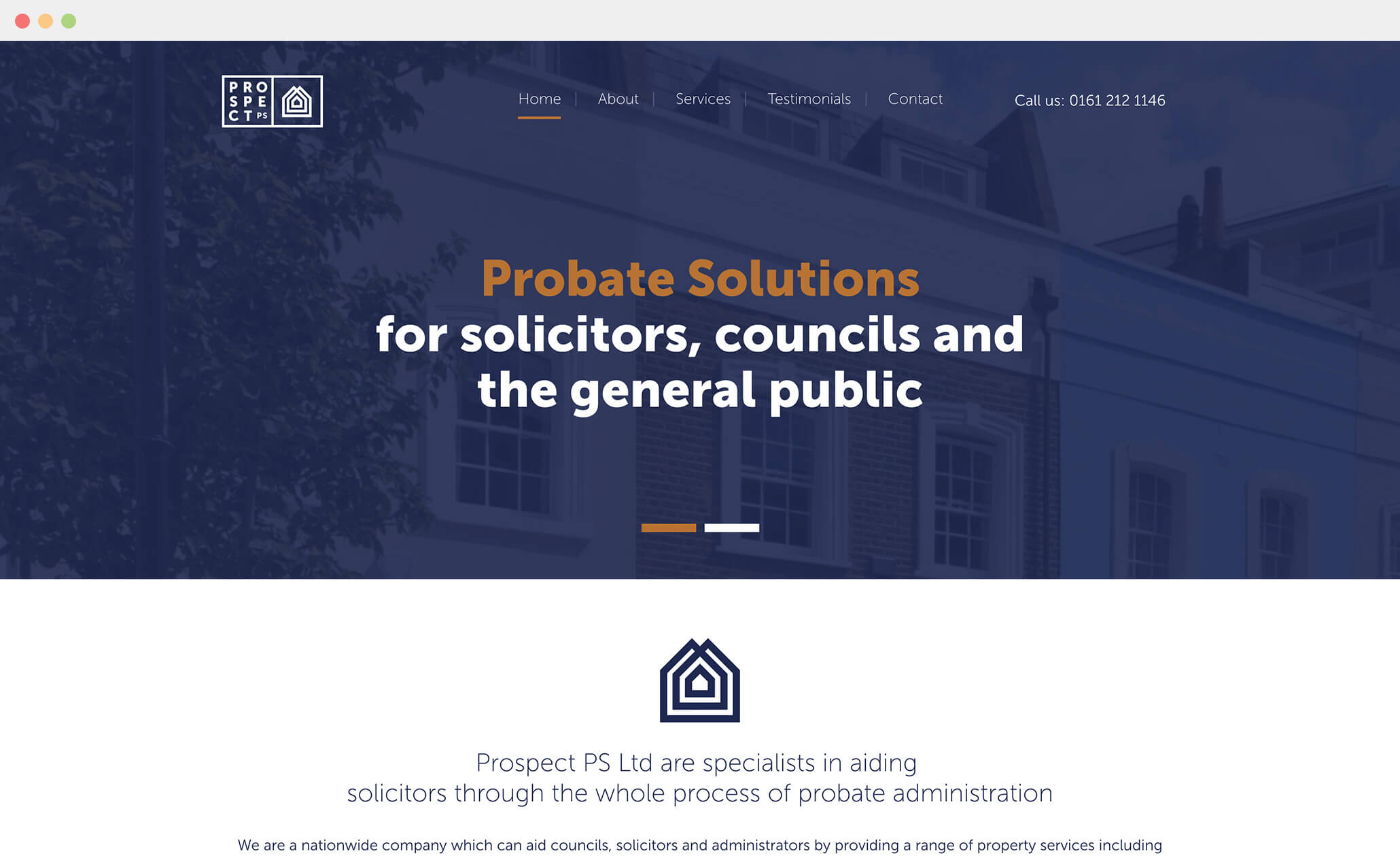 ProspectPS - website
