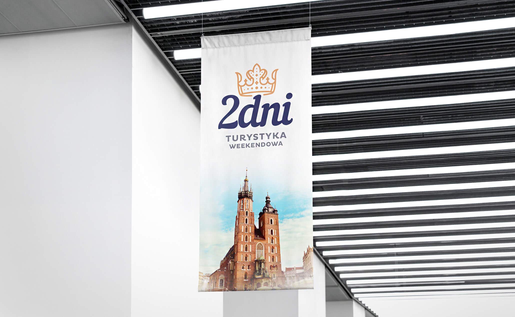 two-days-banner-design